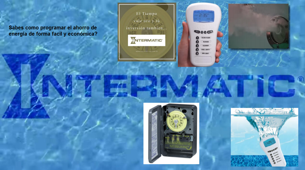INTERMATIC TIMERS PISCINAS