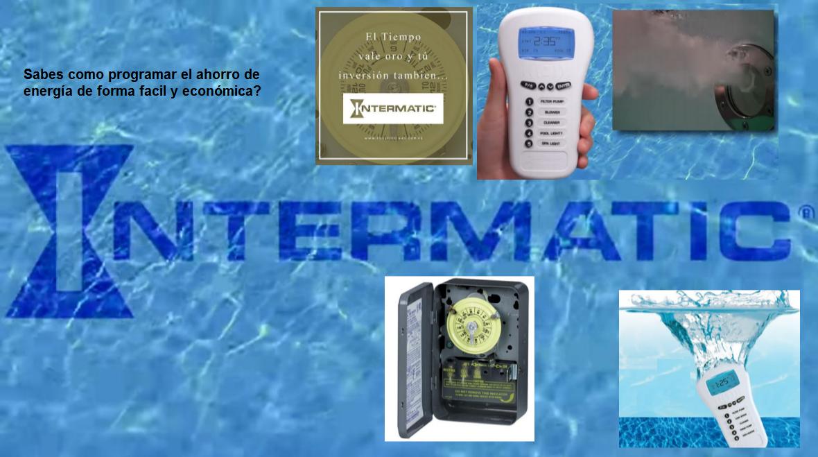 INTERMATIC TIMERS PISCINAS
